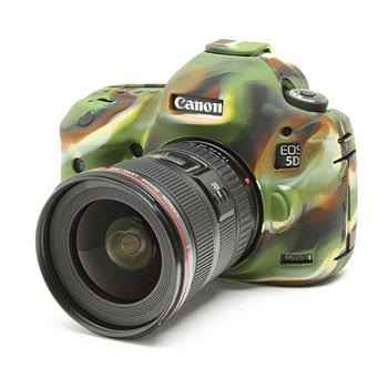 EasyCover Camera Case For Canon 5D mark II camouflage