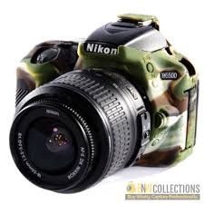 EasyCover Camera Case For Nikon D5500 / D5600 camouflage
