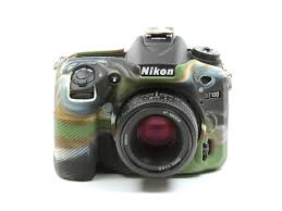 EasyCover Camera Case For Nikon D7100/D7200 camouflage