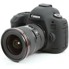 EasyCover Camera Case For Canon 5D Mark 3 / 5DS R / 5DS black