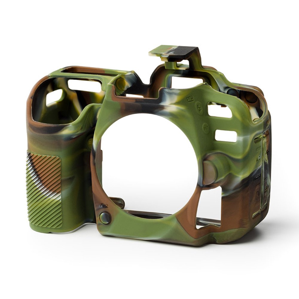 EasyCover Camera Case For Nikon D7500 camouflage