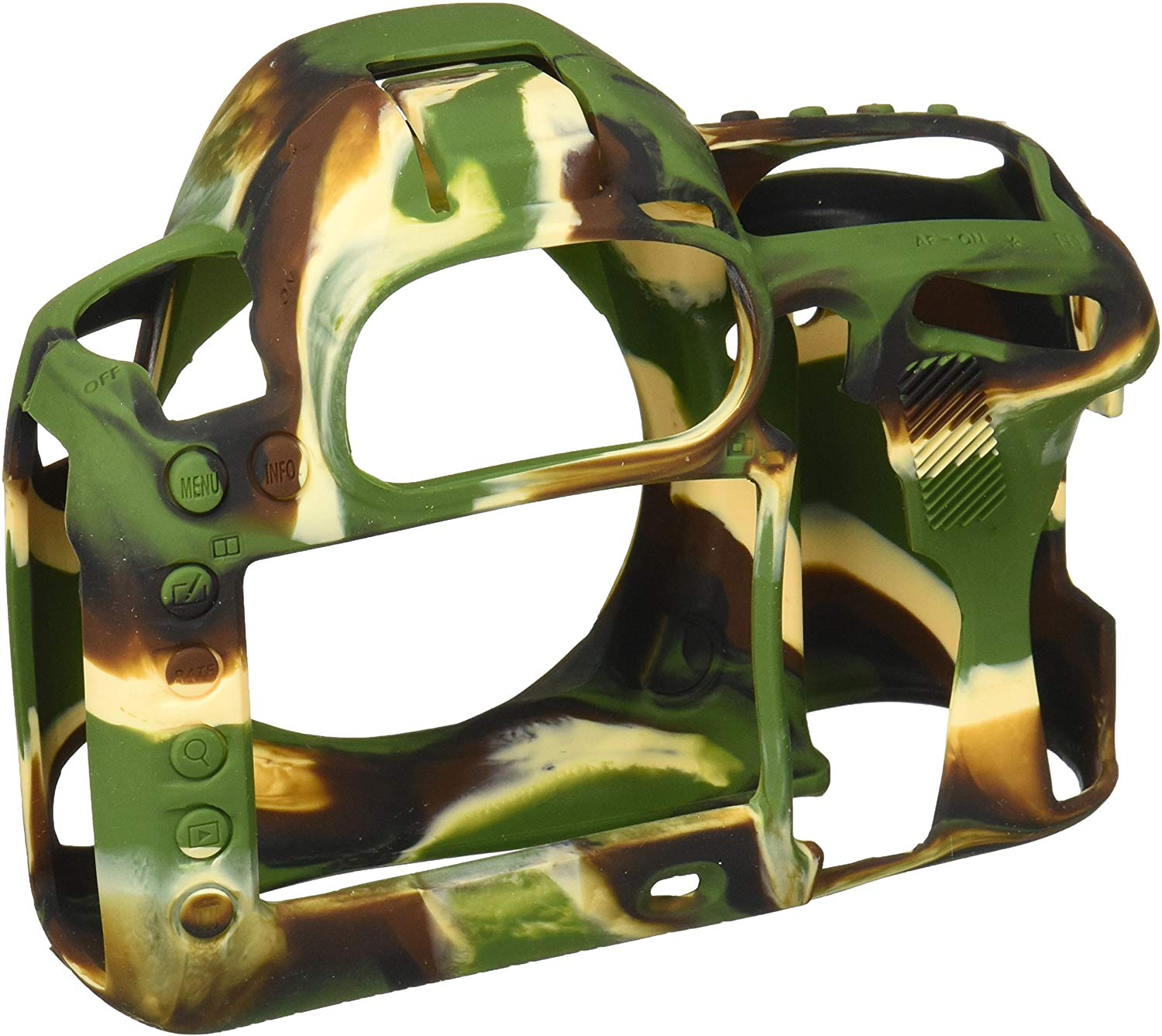 EasyCover Camera Case For Canon 5D Mark 4 camouflage