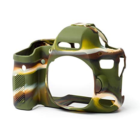 EasyCover Camera Case For Canon 6D camouflage