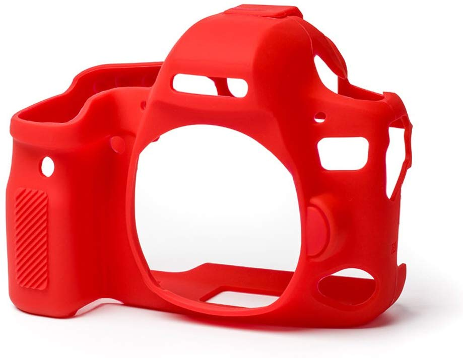 EasyCover Camera Case for Canon 6D Mark II red