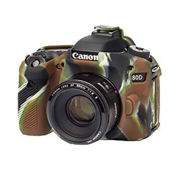 EasyCover Camera Case For Canon 70D camouflage