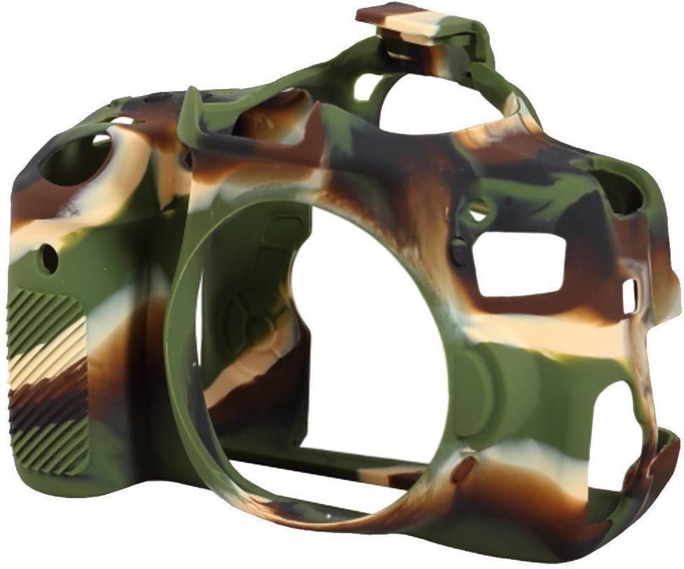 EasyCover Camera Case For Canon 750D / T6i camouflage