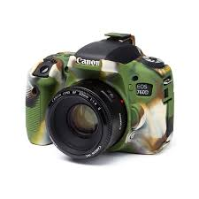 EasyCover Camera Case For Canon 760D / T6s camouflage