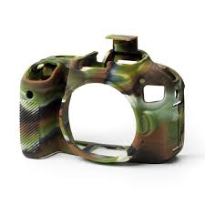 EasyCover Camera Case For Canon 800D / T7i camouflage