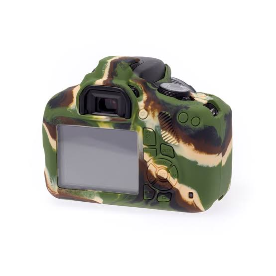 EasyCover Camera Case For Canon 1200D / T5 camouflage