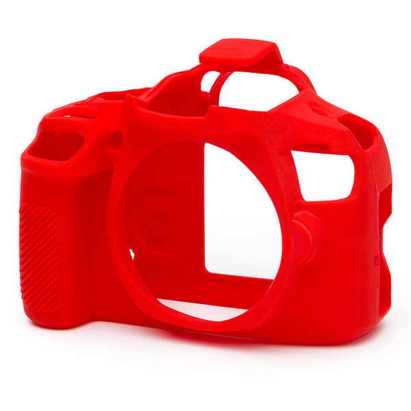 EasyCover Camera Case For Canon 1300D / 2000D red