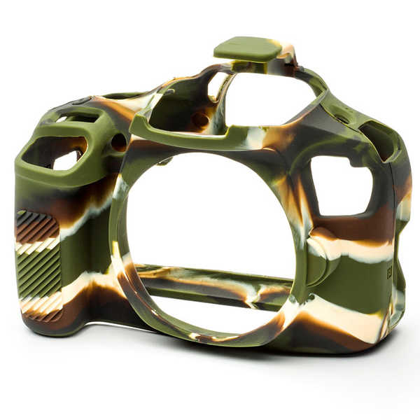 EasyCover Camera Case For Canon 4000D camouflage