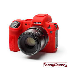 EasyCover Camera Case For Canon R red