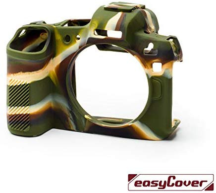 EasyCover Camera Case For Canon R camouflage