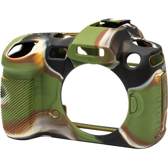 CasyCover camera case for Panasonic GH5 / GH5s camouflage