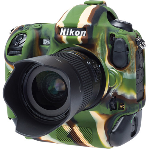 EasyCover Camera Case for Nikon D4/D4s camouflage